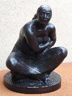 Untitled Bronze Sculpture 2006 18 in Sculpture by Felipe Castaneda - 0