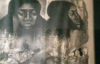 Lovie Twice AP 1976 Limited Edition Print by Elizabeth Catlett - 3