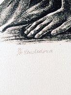 Vendedora 2001 Limited Edition Print by Elizabeth Catlett - 1