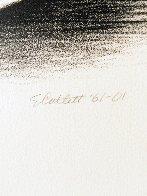 Vendedora 2001 Limited Edition Print by Elizabeth Catlett - 2