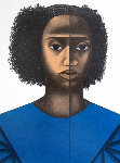 Keisha M. PP 2008 Limited Edition Print - Elizabeth Catlett