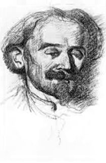 Head of Achille Emperaire 1876 Limited Edition Print - Paul Cezanne