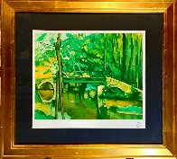 Bridge of Maincy Limited Edition Print by Paul Cezanne - 2