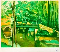 Bridge of Maincy Limited Edition Print by Paul Cezanne - 1