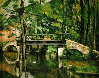 Bridge of Maincy Limited Edition Print by Paul Cezanne - 0