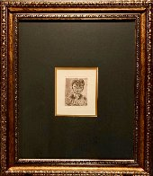 Portrait of a Young Girl 1914 Limited Edition Print by Paul Cezanne - 1