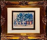 Tavola 6 Limited Edition Print by Paul Cezanne - 1