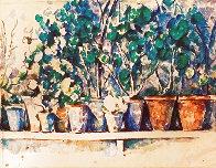 Tavola 6 Limited Edition Print by Paul Cezanne - 0