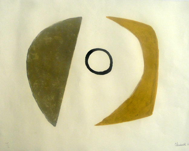 Moon 1965 by Lynn Chadwick