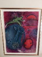 Songe De Lamon Et De Dryas 1961 HS Limited Edition Print by Marc Chagall - 5