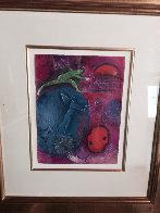 Songe De Lamon Et De Dryas 1961 HS Limited Edition Print by Marc Chagall - 1