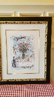 Lovers Table EA HS  Limited Edition Print by Marc Chagall - 2