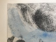 From the Bible Suite Elie En Leve Au Ciel 1958 Limited Edition Print by Marc Chagall - 3