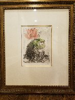 Isaiah's Prayer / Divine Inspiration 1952 HS Limited Edition Print by Marc Chagall - 2