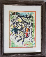 Derriere Le Miroir Cover 1969 Limited Edition Print by Marc Chagall - 1