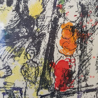 Derriere Le Miroir Cover 1969 Limited Edition Print by Marc Chagall - 3