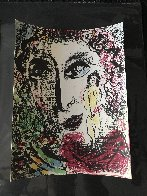 Apparition At the Circus 1963 Limited Edition Print by Marc Chagall - 1
