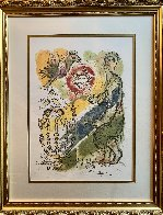 Star Limited Edition Print by Marc Chagall - 1