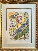 Star Limited Edition Print by Marc Chagall - 2