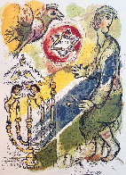 Star Limited Edition Print by Marc Chagall - 0
