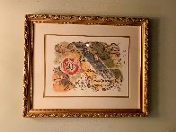 Star Limited Edition Print by Marc Chagall - 4