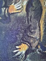 Moïse Et Le Buisson Ardent 1966 Limited Edition Print by Marc Chagall - 4