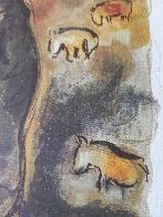 Moïse Et Le Buisson Ardent 1966 Limited Edition Print by Marc Chagall - 5