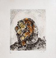 Elijah on Mount Carmel HS Limited Edition Print by Marc Chagall - 2