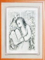 Moses 1979 HS Limited Edition Print by Marc Chagall - 1