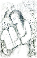 Moses 1979 HS Limited Edition Print by Marc Chagall - 0