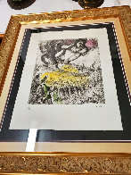 Capture of Jerusalem 1958 HS Limited Edition Print by Marc Chagall - 1