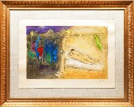 Daphnis And Chloe: Hymenee  1961 HS Limited Edition Print by Marc Chagall - 1