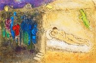 Daphnis And Chloe: Hymenee  1961 HS Limited Edition Print by Marc Chagall - 0