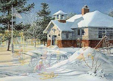 Fresh Snow 1994 Limited Edition Print by Charles Peterson