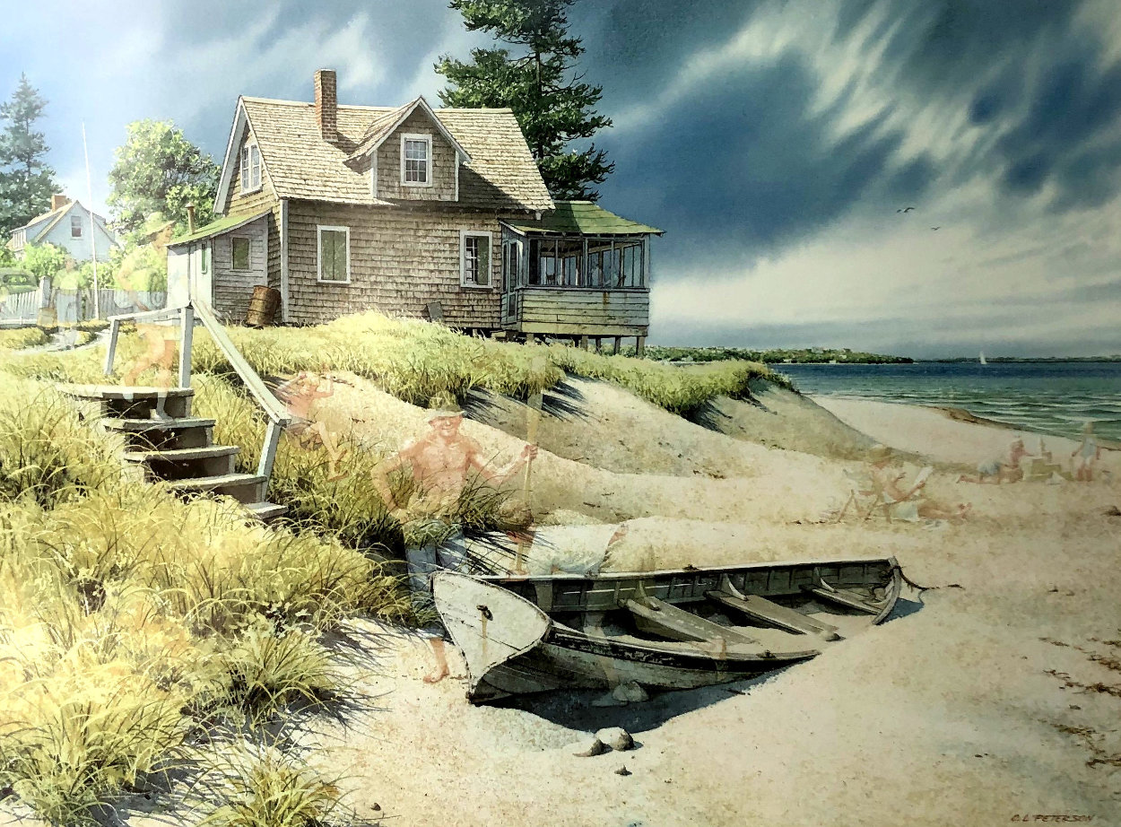 Summer Place 1997  Limited Edition Print by Charles Peterson