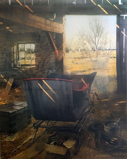 Sunday Hitch 1989 Limited Edition Print by Charles Peterson