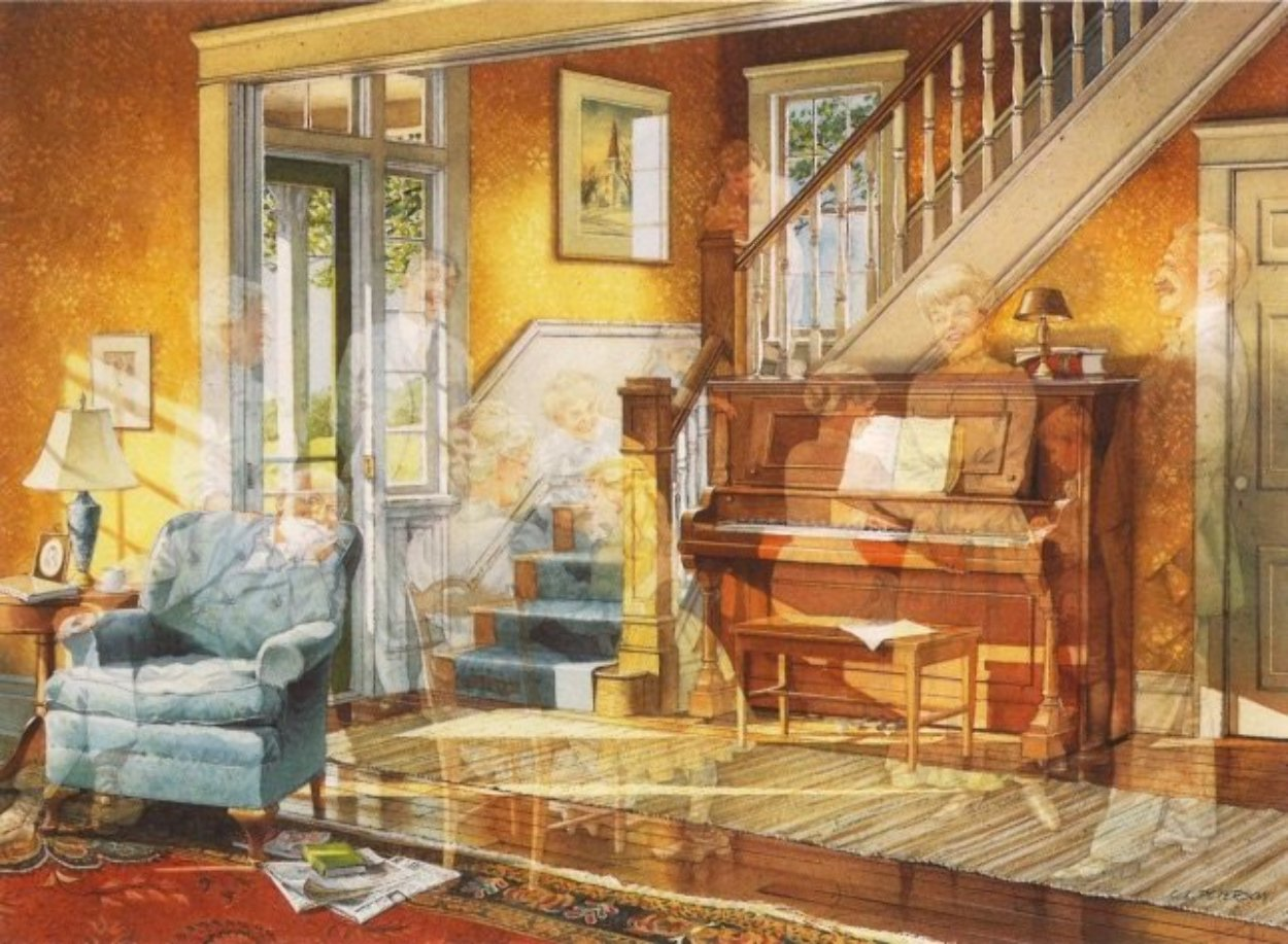 Harmony 1994 Limited Edition Print by Charles Peterson