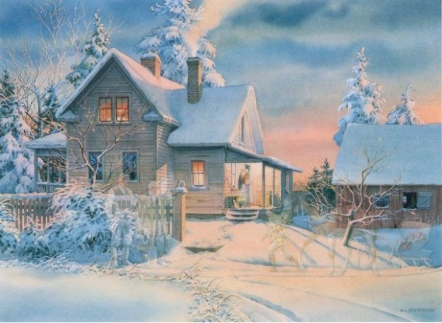 Country Doctor 1993 Limited Edition Print by Charles Peterson