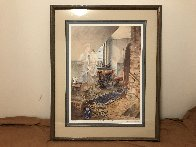 A Stitch in Time 1997 Limited Edition Print by Charles Peterson - 1