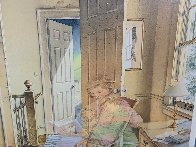 A Bedtime Story AP  Limited Edition Print by Charles Peterson - 6
