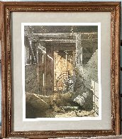 Stall 1989 Limited Edition Print by Charles Peterson - 2
