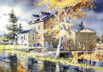 At the Mill Limited Edition Print - Charles Peterson