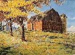 Neighbors: Barn Raising 1993 Limited Edition Print - Charles Peterson