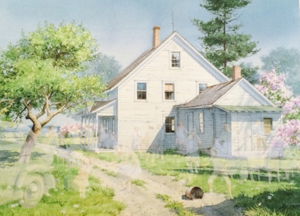 Family Reunion 1991 Limited Edition Print by Charles Peterson