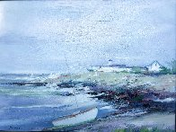 Eastern Point 26x30 Original Painting by Charles Gruppe - 0