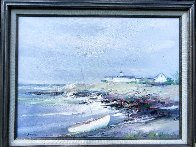 Eastern Point 26x30 Original Painting by Charles Gruppe - 2