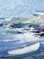 Eastern Point 26x30 Original Painting by Charles Gruppe - 4