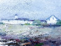 Eastern Point 26x30 Original Painting by Charles Gruppe - 7