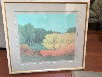 Morning At Deep Creek 1989 Limited Edition Print by Russell Chatham