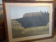 Fall Near Deadman's Gulch 2001 Limited Edition Print by Russell Chatham - 1
